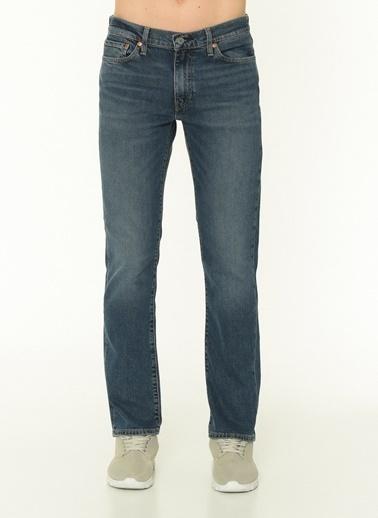 Levi's® 045115086 511 Slim Lse Band Slim Normal Bel Erkek Jean Pantalon İndigo